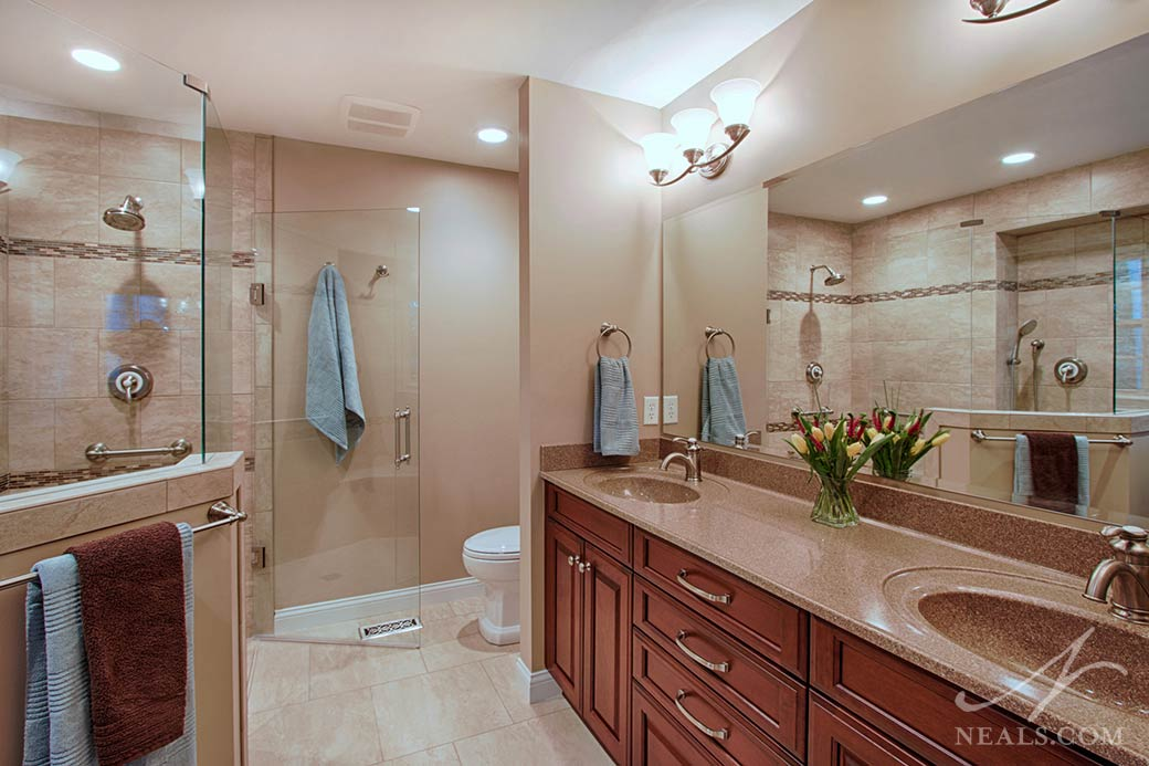 kitchen and bathroom remodeling cincinnati oh. neutral transitional bath kitchen and bathroom remodeling cincinnati oh