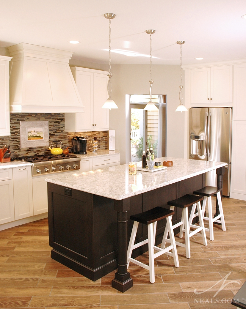 A kitchen remodel in Anderson Township, Cincinnati, Ohio.