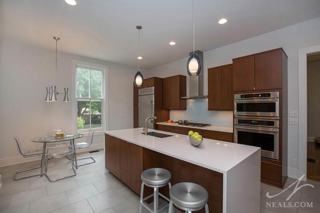 A kitchen remodel in Oakley, Cincinnati, Ohio.
