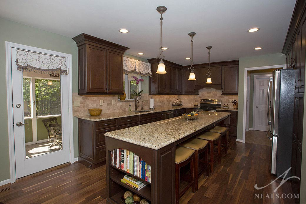 Classic Transitional Kitchen remodel in Loveland