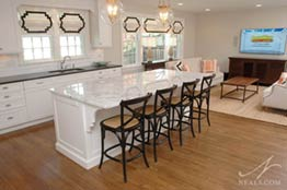 Traditional Home Remodel