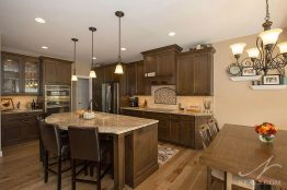 Shaker Style Traditional Kitchen