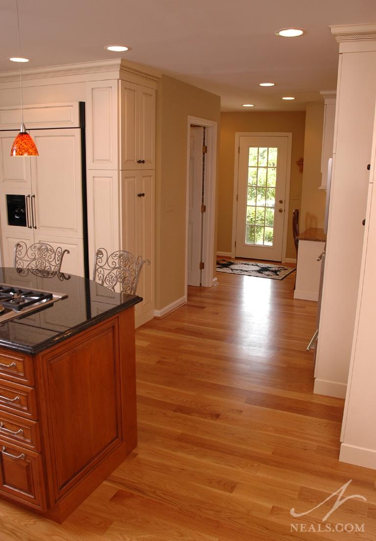 Remodelling Kitchen: Open & Elegant Kitchen Remodel