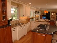 Granite Countertops in two colors