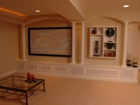 Custom Entertainment Space