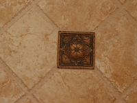 Shower Tile Detail