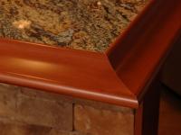 Bar Countertop Detail