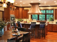 Tuscan Traditional Kitchen