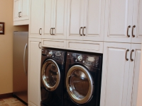 Storage-Filled Laundry Room