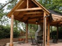 Park-Inspired Shelter