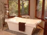 Free-Standing Contemporary Tub