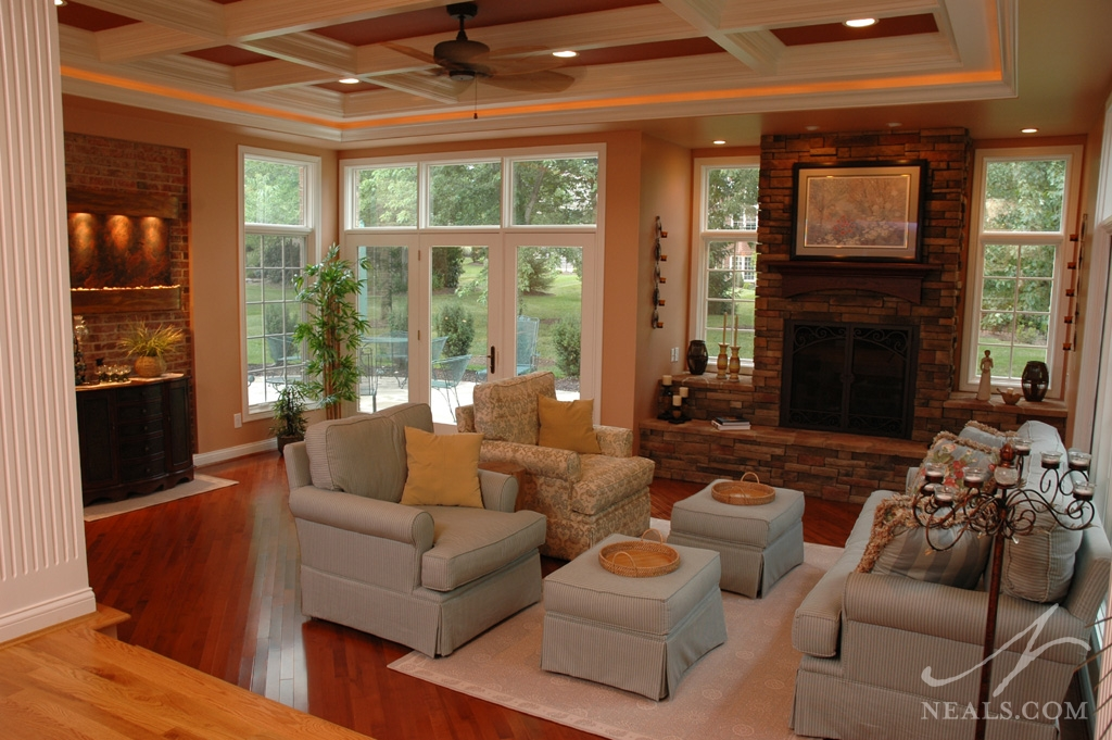 Year-Round Sunroom