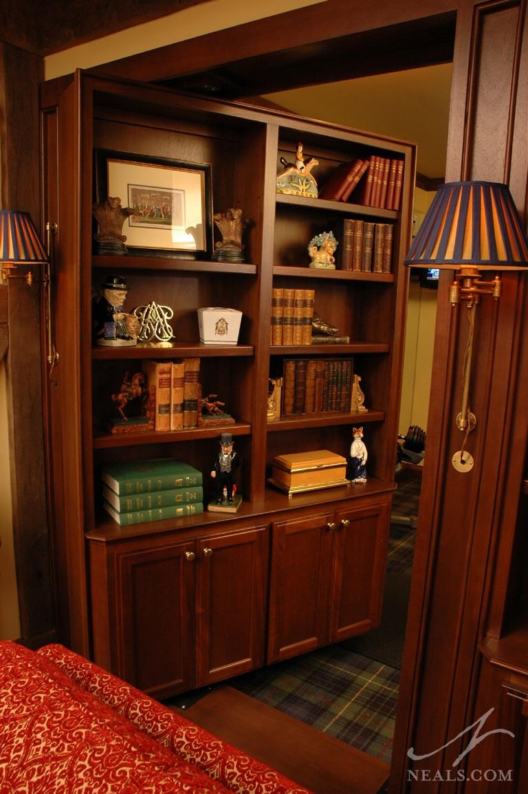 English Sitting Rooms: English Pub Lower Level Remodel