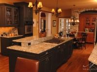 Old-World Kitchen Remodel