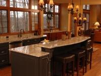 Old-World Kitchen