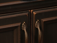 Black Woodmode Cabinetry