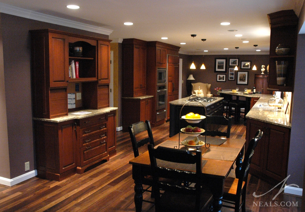 Traditional Brookhaven Kitchen After