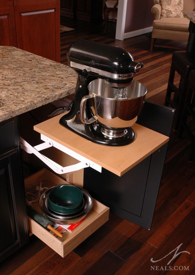 Standing Mixer Cabinet