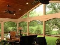 Poker-Ready Screened Porch