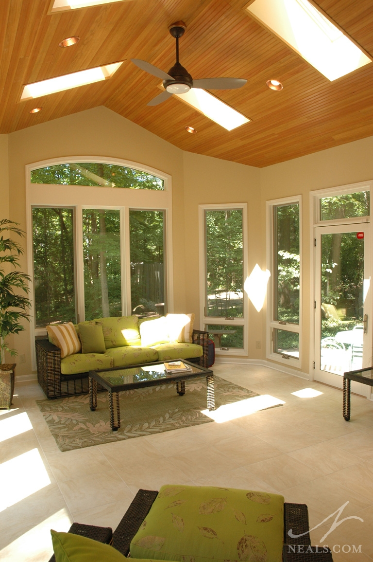 Three Season Sunroom Remodel Loveland