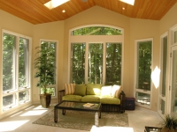 Three-Season Sunroom