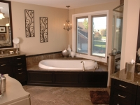 Luxurious Master Bath After