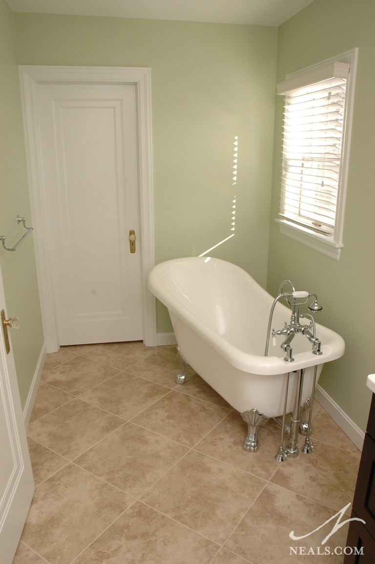 Narrow Bathroom Remodeling Hyde Park Oh