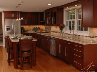 Transitional Kitchen After