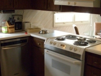 Transitional Kitchen Remodel Before