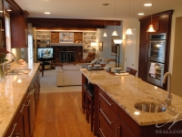 Transitional Kitchen Remodel After