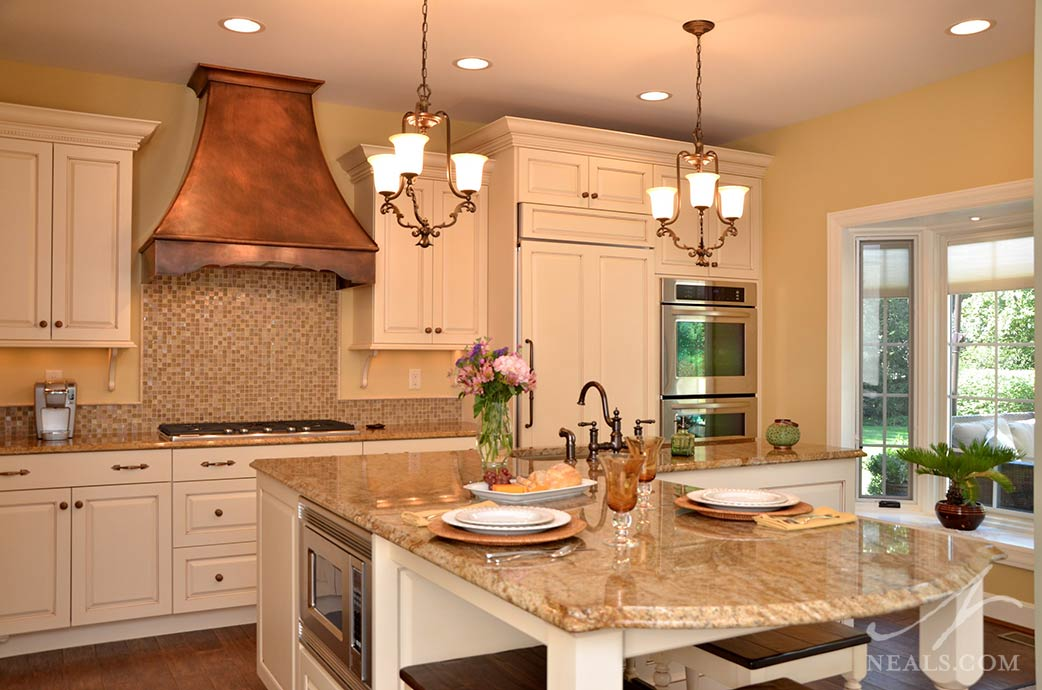 French Country Kitchen 171 Neals Design Amp Remodel