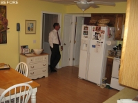 Kitchen Before 7