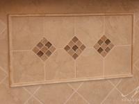 Cooktop Backsplash Tile
