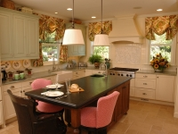 Eclectic Traditional Kitchen