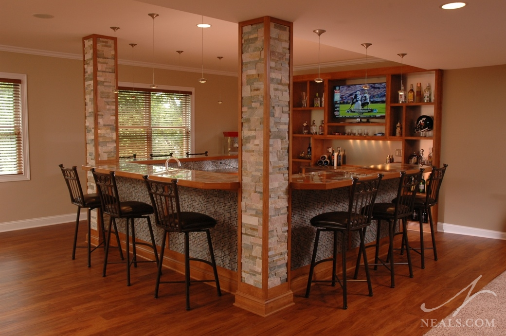 sports bar at home
