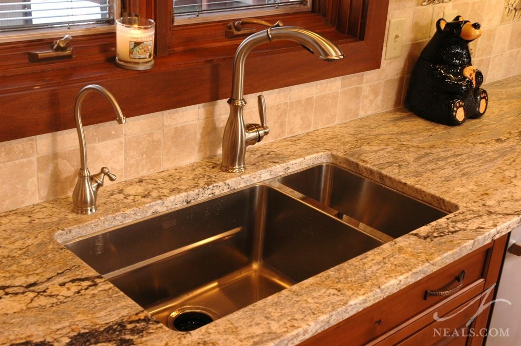 Undermount Stainless Steel Sink