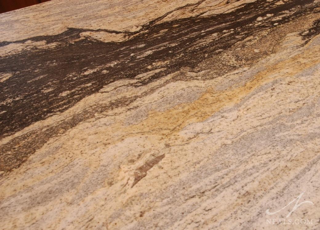 Granite Counter Detail