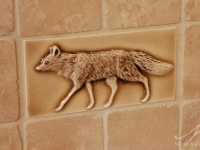 Nature-Inspired Tile Detail