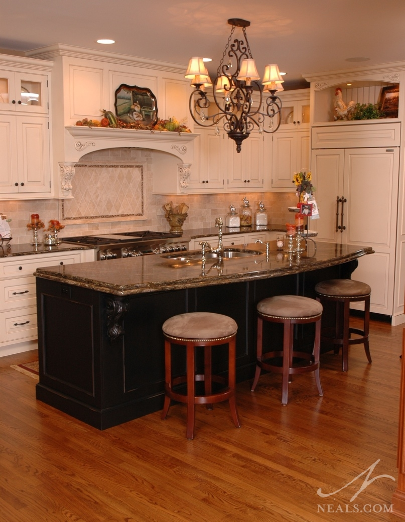 A traditional kitchen remodel in Sycamore Township, Ohio.