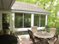 After, new sunroom