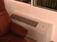 Sunroom air unit