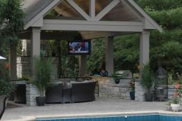 Pool-Side Cabana