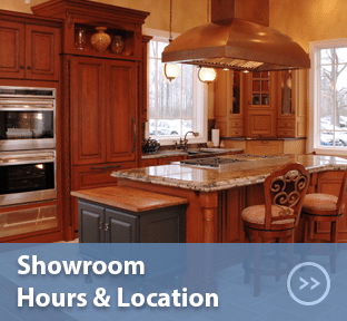 Showroom Hours & Location