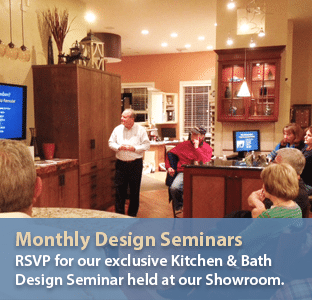 monthly design seminars