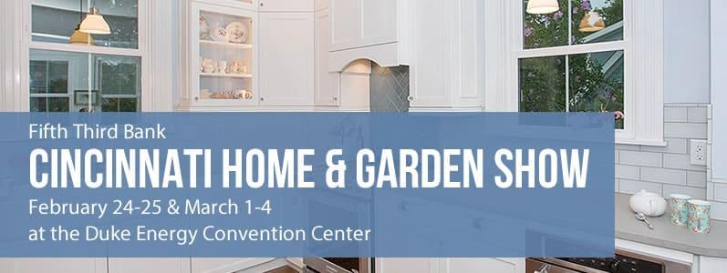 Cincinnati Home Garden Show 2016