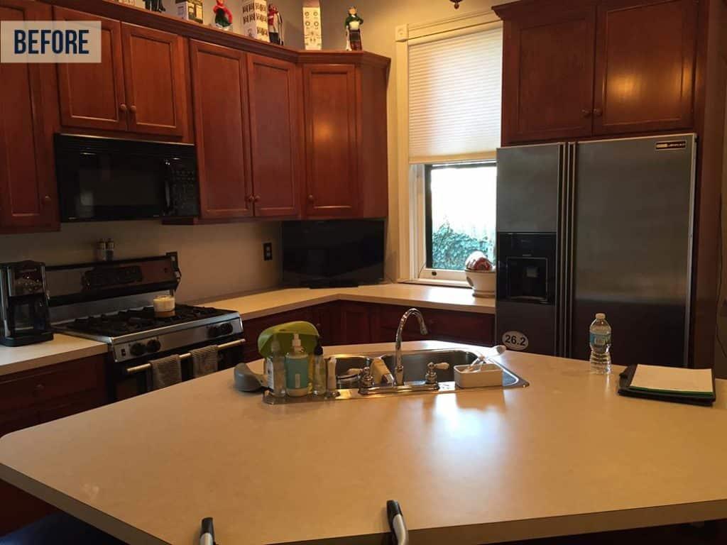 Updated Craftsman Kitchen Neals Design Remodel