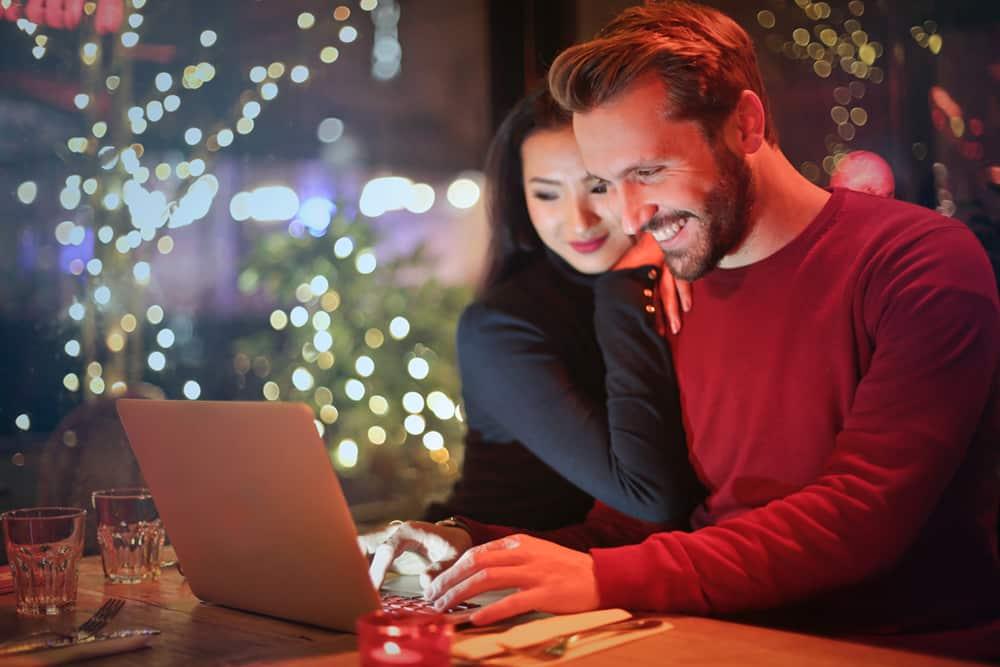 Webinar couple